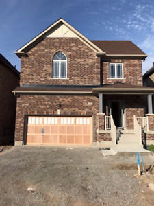Brand New Detached 4 bedroom House for Lease in Lefroy, Innisfil