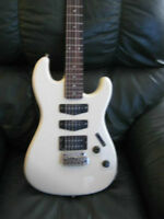 80's MIK Squire Bullet Stratocaster  HSS