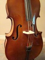 Childs Cello - 1/4 size