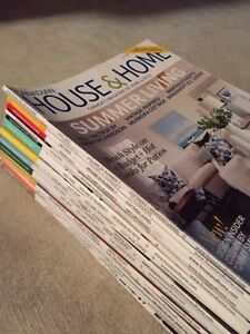 Canadian House & Home Magazines
