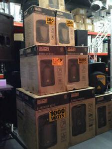 NEUF* Speaker Behringer- Eurolive B108D/ B110D/ B112D/ B115D*