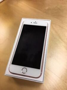iPhone 6S rose gold locked to rogers 16gig