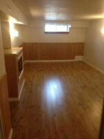 2br basement apartment for rent In Newmarket