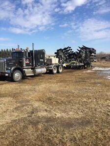 Air Drill Transportation