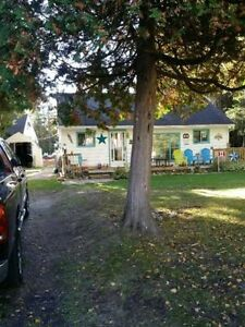 LARGE SAUBLE BEACH LEASE LAND COTTAGE