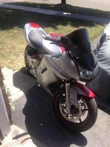 for sale 2007 Kawasaki ninja 650r asking $3000 or best offer