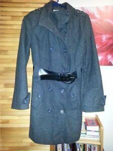 Manteau jacket long