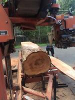 Portable Saw Milling
