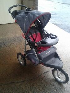 Baby Trend Expedition Jogging Stroller - Excellent Condition