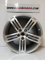 "ENSEMBLE DE ROUS REPLIQUE VOLKS R32 18""5X112 SILVER"