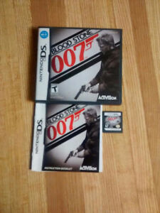 Nintendo DS - Blood Stone 007