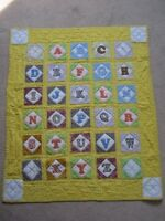 CRIB QUILTS FOR SALE (asking $5 each) - in excellent condition