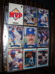 1992 McDonalds Baseball Toronto Blue Jays World Series Set MINT