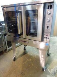 COMMERCIAL CONVECTION OVEN GAS, PROPANE, ELECTRIC, PIZZA, INDUSTRIAL RESTAURANT CONVECTIONAL, FULL SIZE, HALF SIZE OVEN