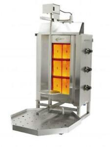 Machine a SHAWARMA / SHISH TAOUK , Vertical Broiler **NEUF***