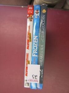 Dvd's & Blu Ray's London Police Auction Mon Oct 3 @ 5 pm