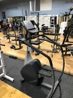 commerical and home cardio equipment