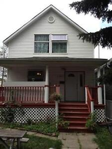 WHOLE HOUSE FOR RENT WALK TO ROGERS PLACE GRANT MACEWAN DOWNTOWN