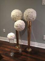 Wedding Flower Ball Centrepiece rentals
