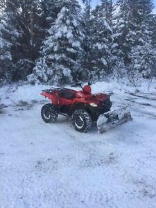ATV/TRAILER - TRADE for TRUCK & PLOW