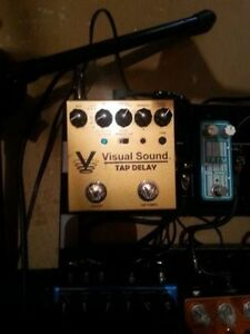 Visual Sound (Truetone) Tap Delay
