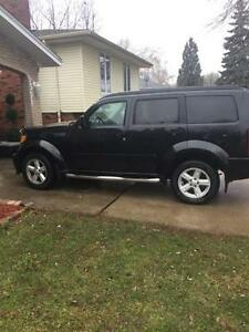 2008 Dodge Nitro leather SUV, Crossover