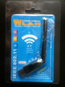 Wireless USB Adapter 150Mbps