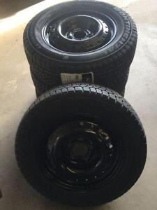 """NEW 15"""" Winter Tire and Rim Package Elantra Civic Corolla"""