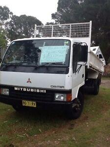 Mitsubishi Canter Tipper truck Camden Camden Area Preview