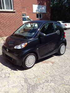 Smart fortwo 2013 automatique a/c ECONO  73 000km 5000$