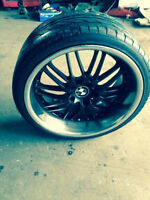 """MAKE ME AN OFFER 19""""Performance Staggered light weight RIMS"""