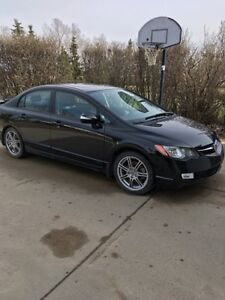2007 Acura CSX Type S Sedan same as a Civic