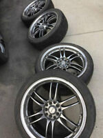 Mags Fast 18po 5x114 5x100 Nego