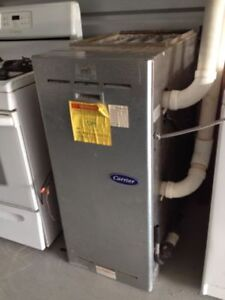 Used High Efficiency Carrier Furnace.....$299.00...647 970 1612