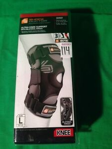 SHOCK DOCTOR ULTRA KNEE SUPPORT W/