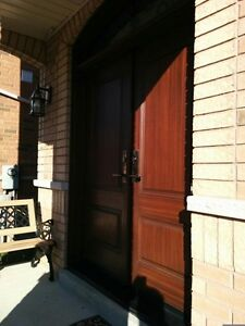 Fiberglass exterior Entry Door Replacement
