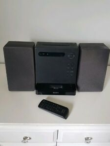 Sony Stereo/MP3/Ipod Touch Docking station