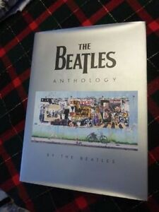 Book - The Beatles Anthology - Hardcover with dust jacket