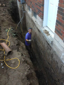 WATERPROOFING WET/LEAKY BASEMENT -FOUNDATION REPAIR Kitchener / Waterloo Kitchener Area image 2