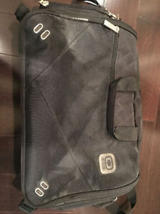 Brand-new OGIO Black Top Zip Laptop Bag