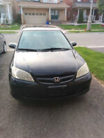 2005 Honda Civic Special Edition w ETEST & SAFETY