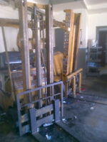 Two Forklifts for Sale