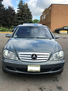 2006 Mercedes-Benz S-Class S430 4matic Sedan