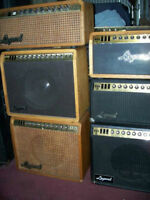 VINTAGE USA  1970'S LEGEND AMPS