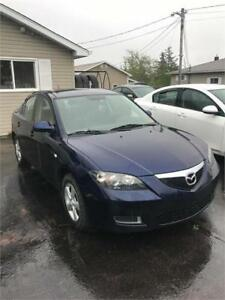 2008 Mazda Mazda3 GX FINANCING AVAILABLE