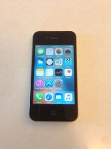 Excellent 16GB Apple iPhone 4s Black (Factory Unlocked)