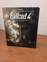 Fallout 4 in Collector's Metal Case (Steam key + disc)