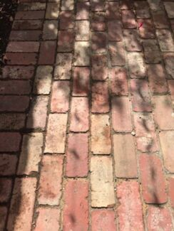 Wanted: Old red bricks