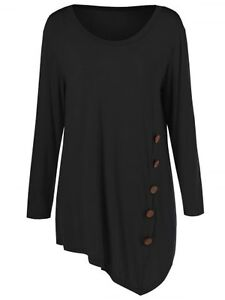 BRAND NEW - Inclined Button Blouse - size 2XL