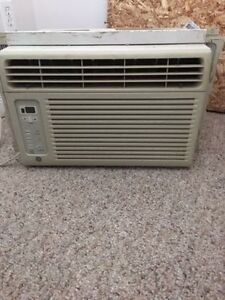 5000 btu and 6000 btu window air conditioners for sale
